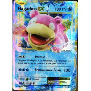Asmodée Flagadoss Ex - Carte Pokémon 26/108 Xy Evolutions