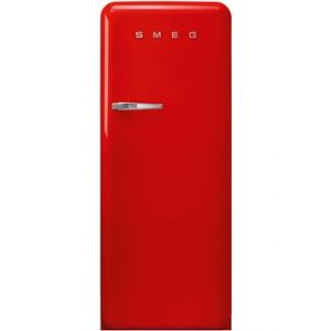 Smeg Refrigerateur armoire FAB28LPB3 rouge