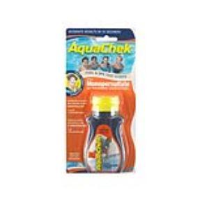 AquaChek 50 bandelettes test pour oxygène Orange