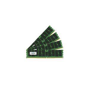Crucial DDR4 256 Go (4 x 64 Go) 2666 MHz CL22 ECC QR X4