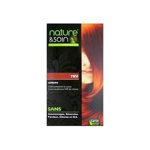 Sante verte Nature & Soin : 7RV Auburn - Coloration permanente
