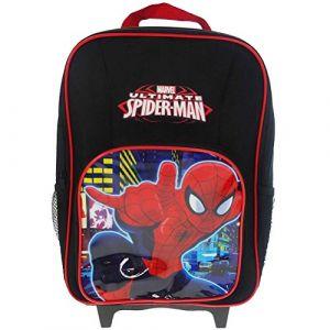Spider-Man Neon Prime - Sac à roulettes