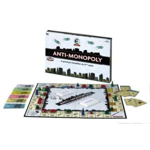 University Games Anti-Monopoly