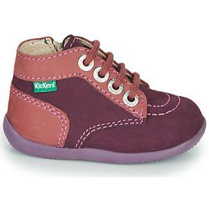 Kickers Boots enfant BONZIP-2 - Couleur 18,19,20,21,22,23,24,19,20,21 - Taille Violet