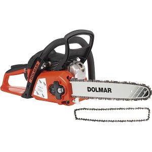 Dolmar PS32CTLC2C - Tronçonneuse Hobby 2 temps 32cc 35cm + kit d'accessoires