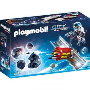 Playmobil 6197 City Action - Satellite avec laser et météoroïde