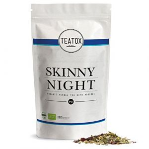 Teatox Skinny Night - Infusion biologique, sachet de recharge