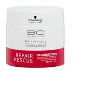 Schwarzkopf Professional Bc Repair Creme Shampoo 200 Ml