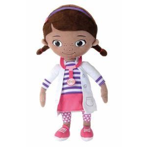 Simba Toys Docteur la peluche Doc McStuffin 50 cm