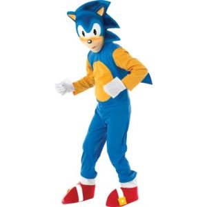 Déguisement Sonic (3-4 ans)