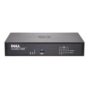 Dell TZ300 - Dispositif de sécurité 5 ports 10Mb LAN, 100Mb LAN, GigE