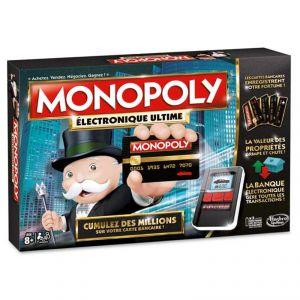 Hasbro Monopoly électronique ultime