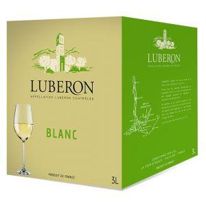 AOP Lubéron, Blanc - Cubi 3 Litres