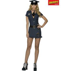 Smiffy's Déguisement policière femme sexy