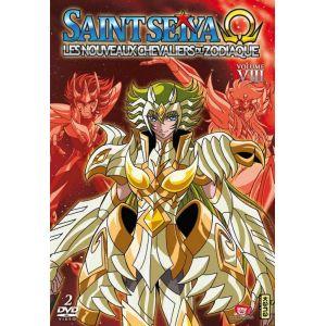 Saint Seiya Omega : Les nouveaux Chevaliers du Zodiaque Vol.8