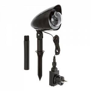 Lotti XmasKING Projecteur LED d'extérieur Traineau de noël - Blanc froid