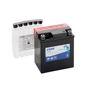 Exide Batterie moto YTX7L-BS 12v 6 ah