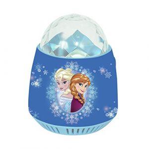 Lexibook BTL010FZ - Enceinte Bluetooth Frozen La Reine des Neiges Disco