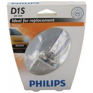 Philips 1 ampoule Xenon D1S Vision 85415VIS1