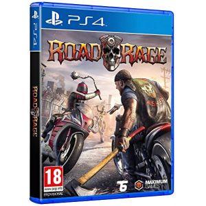 Road Rage sur PS4
