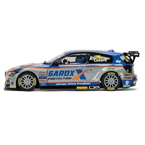 Scalextric Circuits de voitures : coffret - BTCC BMW 125 Série 1 Rob Collard- 1/3