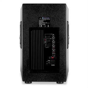 """Electronic-Star PW-12A-T - Paire d'enceintes actives de 30cm (12"""") 1600W"""