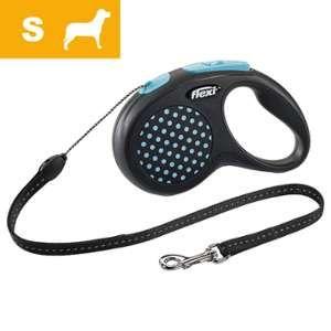 Flexi Design - Laisse taille S pour chien maxi 12 kg
