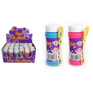 Pack de 24 savons bulles 60 ml