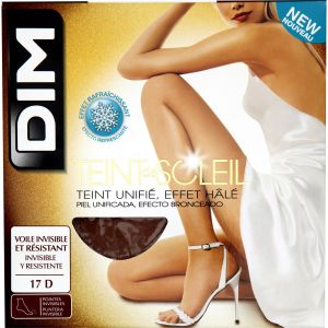 DIM Collant Teint De Soleil T3 Hale - La Paire
