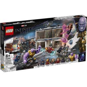 Lego 76192 Marvel Super Heroes Le combat final d'Avengers Endgame