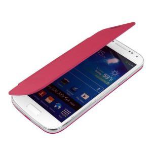 Kwmobile 14313 - Etui de protection à rabat pour Samsung Galaxy S4 Mini i9190 et i9195
