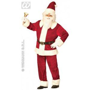 Smiffy's Déguisement Père Noël US velours (taille XL)
