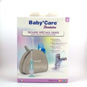 Visiomed Baby'Care Dentaire - Trousse 4 accessoires
