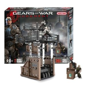 Meccano 855452 - Gears of war : Halvo Bay Pursuit