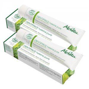 Melvita Dentifrice haleine pure 2 x 75 ml