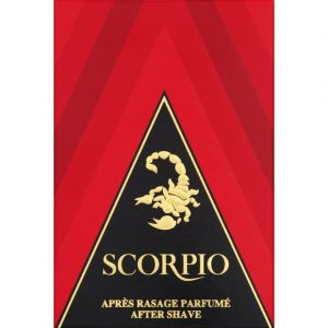 Scorpio Rouge - Après rasage parfumé