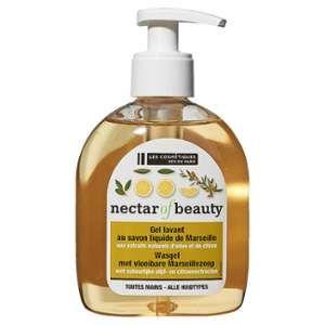 Nectar of beauty Gel lavant au savon liquide de Marseille