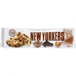 New Yorkers Cookies au chocolat et noisettes