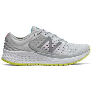 New Balance Running New-balance Fresh Foam 1080v9 - Grey / White / Yellow - Taille EU 36