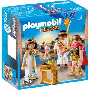 Playmobil History 5394 - César et Cléopâtre