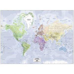 Ravensburger Carte du Monde - Puzzle 500 pièces