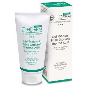 EffiDerm Gel minceur brûle-graisses thermo-actif 125ml
