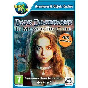 Aventures & Objets Cachés : Dark Dimensions : le Musée de Cire [PC]
