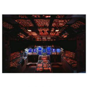 Eurographics Puzzle Cockpit de la navette spatiale Columbia NASA 1000 pièces