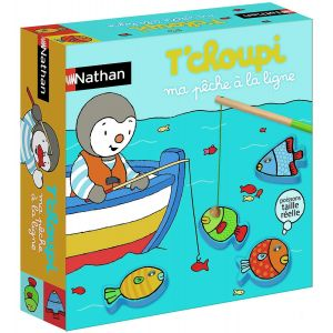 Nathan Ma pêche à la ligne