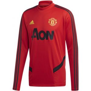 Adidas Training top Manchester United Rouge