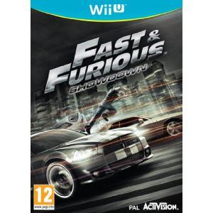 Fast and Furious : Showdown [Wii U]