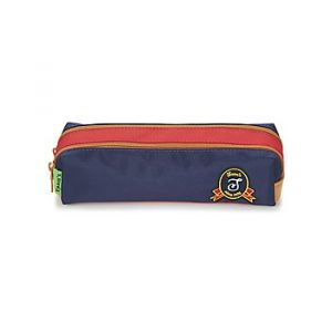 Tann's Trousse Polo - 2 compartiments Bleu/Rouge