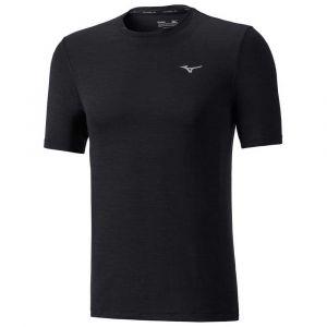 Mizuno T-Shirt Impulse Core Homme Noir - M