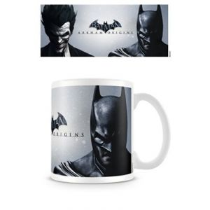 Boxer Gifts Mug Arkham Origins Joker & Batman